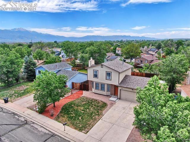 1220 Irving Lane, Colorado Springs, CO 80916 - #: 4092938