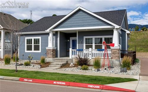 Photo of 1791 Portland Gold Drive, Colorado Springs, CO 80905 (MLS # 1237940)