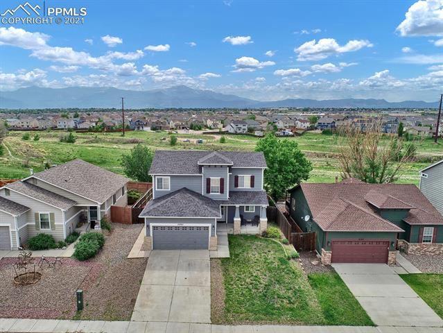2092 Springside Drive, Colorado Springs, CO 80951 - #: 2471941