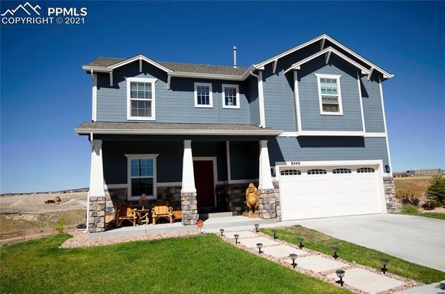 8446 Mayfly Drive, Colorado Springs, CO 80924 - #: 5075941