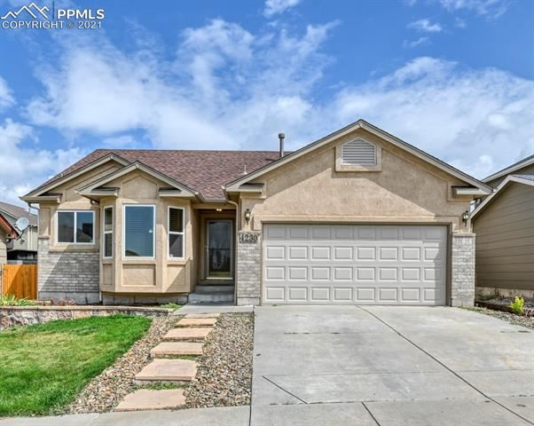 4230 Ascendant Drive, Colorado Springs, CO 80922 - #: 7059941