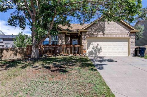 Photo of 2935 Leoti Drive, Colorado Springs, CO 80922 (MLS # 8945942)