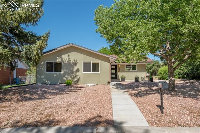 Photo for 3824 Somerset Street, Colorado Springs, CO 80907 (MLS # 2662942)