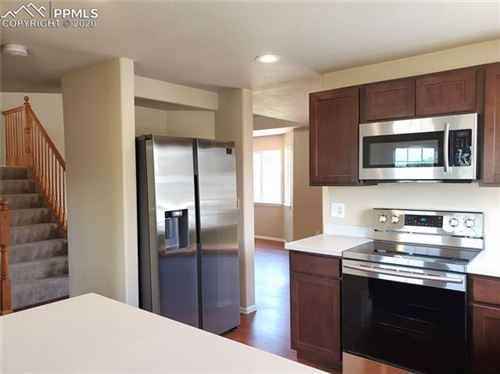 Tiny photo for 5987 Poudre Way, Colorado Springs, CO 80923 (MLS # 1094943)