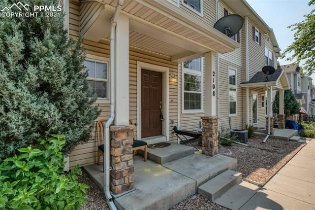2108 Babbling Stream Heights, Colorado Springs, CO 80910 - #: 7136944
