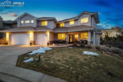 Tiny photo for 2680 St Catherine Court, Colorado Springs, CO 80919 (MLS # 7263945)