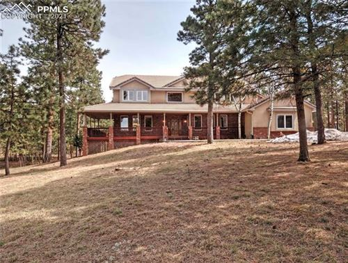 Photo of 17195 Colonial Park Drive, Monument, CO 80132 (MLS # 7544945)