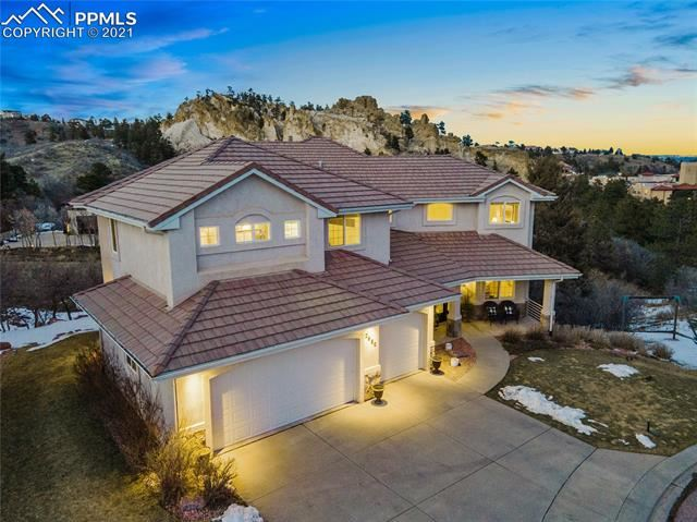 Photo for 2680 St Catherine Court, Colorado Springs, CO 80919 (MLS # 7263945)