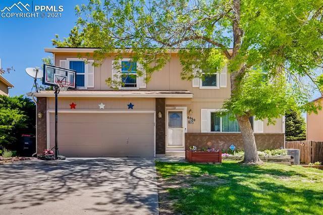 4050 Bowsprit Lane, Colorado Springs, CO 80918 - #: 7545947