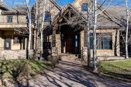 Photo of 3185 Pegasus Drive, Colorado Springs, CO 80906 (MLS # 7365948)