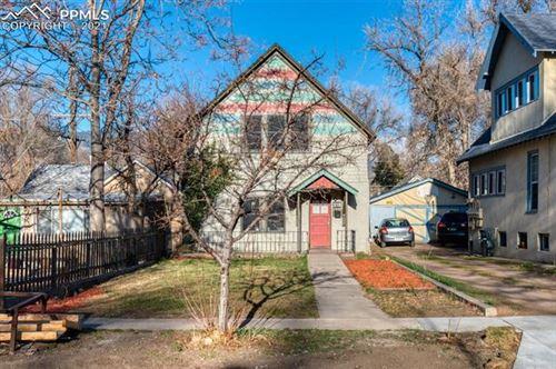 Photo of 218 N Prospect Street, Colorado Springs, CO 80903 (MLS # 4274949)