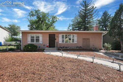 Photo of 2917 Parker Street, Colorado Springs, CO 80907 (MLS # 4579950)