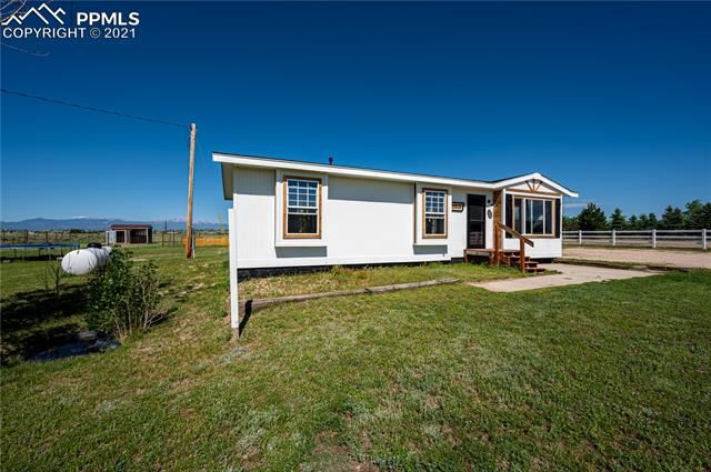 5810 Good Fortune Road, Peyton, CO 80831 - #: 3321950