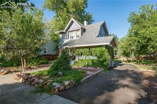 Photo of 1228 N Custer Avenue, Colorado Springs, CO 80903 (MLS # 3666953)