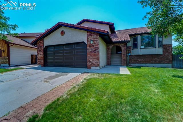 8615 Anglewood Court, Colorado Springs, CO 80920 - #: 2365953