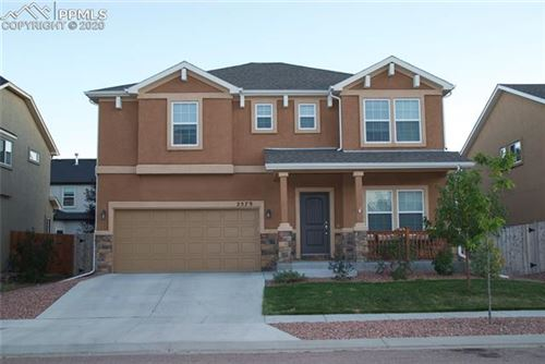 Photo of 2579 Infinity Place, Colorado Springs, CO 80918 (MLS # 3892954)