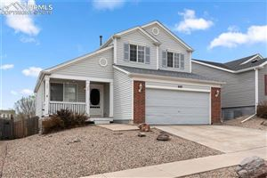 Photo of 6571 Sonny Blue Drive, Colorado Springs, CO 80923 (MLS # 4182954)