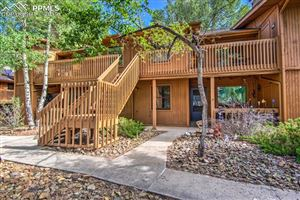 Photo of 401 Forest Edge Road #B-10, Woodland Park, CO 80863 (MLS # 4397955)