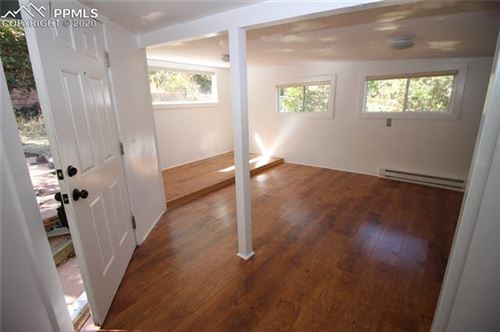 Tiny photo for 915 High Road, Manitou Springs, CO 80829 (MLS # 6402955)
