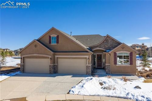 Photo of 2140 Bent Creek Drive, Colorado Springs, CO 80921 (MLS # 4693957)