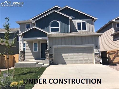 Photo of 10734 Witcher Drive, Colorado Springs, CO 80925 (MLS # 7692957)