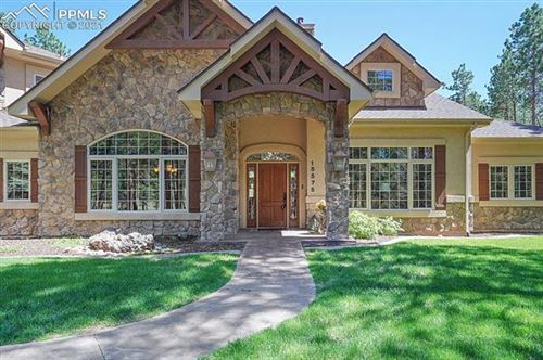 Photo of 15575 Winding Trail Road, Colorado Springs, CO 80908 (MLS # 1206958)