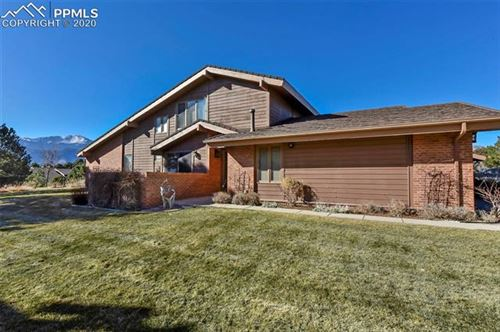 Photo of 1120 Hill Circle, Colorado Springs, CO 80904 (MLS # 4253958)