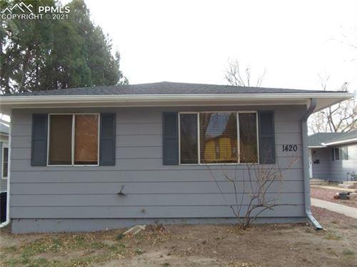 Photo of 1420 N Royer Street, Colorado Springs, CO 80907 (MLS # 6316958)