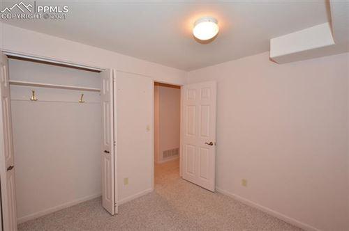 Tiny photo for 3350 Shebas Way, Colorado Springs, CO 80904 (MLS # 6370958)