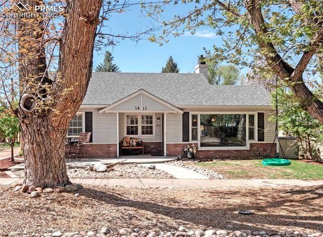 1411 E Dale Street, Colorado Springs, CO 80909 - #: 7357959