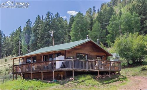 Photo of 265 Independence Road, Cripple Creek, CO 80813 (MLS # 4645960)