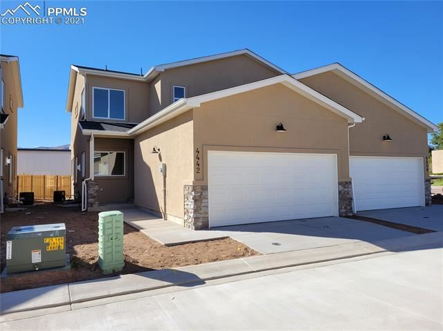 Photo for 4442 Light View, Colorado Springs, CO 80907 (MLS # 1938960)