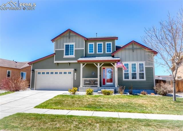 6122 Mountain Brook Street, Colorado Springs, CO 80923 - #: 5518960