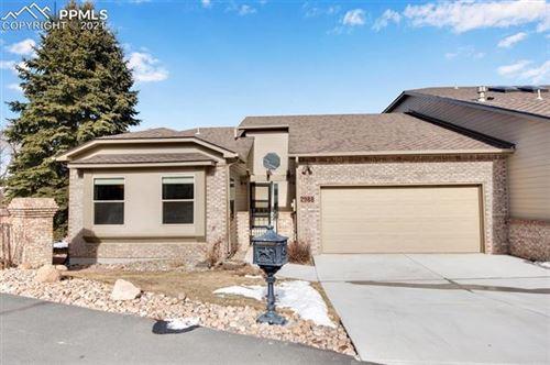 Photo of 2988 Tenderfoot Hill Street, Colorado Springs, CO 80906 (MLS # 9758962)