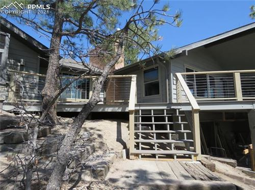 Photo of 7180 Higher Ridges Court, Colorado Springs, CO 80919 (MLS # 5870963)