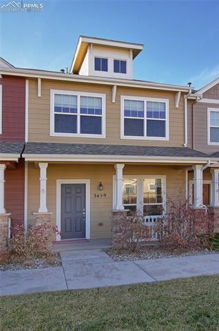 Photo of 3459 Kingfisher Nest Grove, Colorado Springs, CO 80916 (MLS # 9200963)