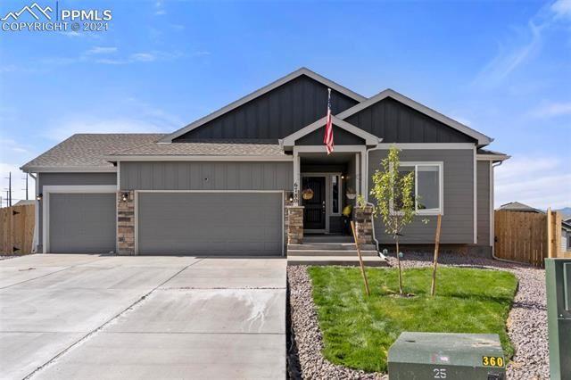 6780 Abita Drive, Colorado Springs, CO 80925 - #: 3611963