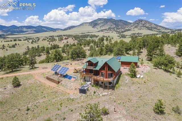396-B Eagle Nest Trail, Guffey, CO 80820 - #: 6909963