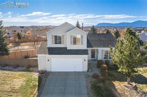Photo of 5627 Spoked Wheel Drive, Colorado Springs, CO 80923 (MLS # 9336965)