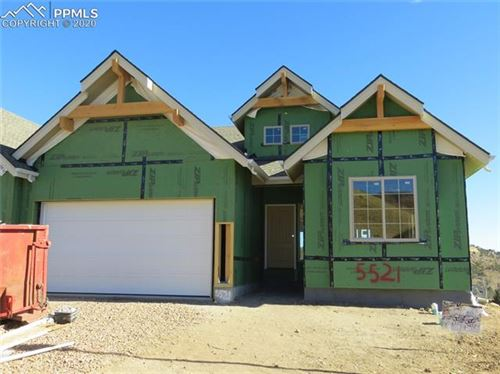 Photo of 5521 Silverstone Terrace, Colorado Springs, CO 80919 (MLS # 4482966)