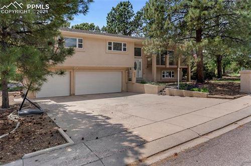 Photo of 415 Guyout Ridge Court, Colorado Springs, CO 80919 (MLS # 5170967)