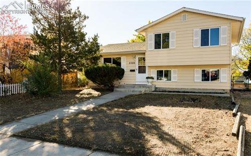 Photo of 2582 W Anjelina Circle, Colorado Springs, CO 80916 (MLS # 6041967)