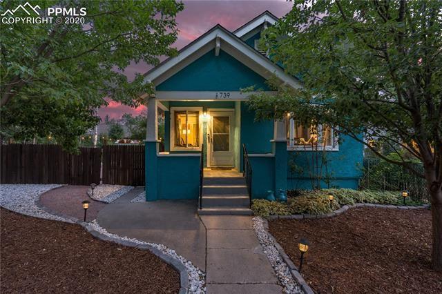 739 E San Miguel Street, Colorado Springs, CO 80903 - MLS#: 1558968