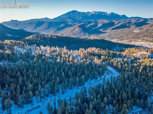 Photo of TBD Spacious Skies Drive, Woodland Park, CO 80863 (MLS # 9918969)