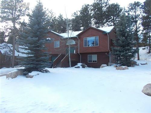 Photo of 446 Timber Lane, Woodland Park, CO 80863 (MLS # 2639970)