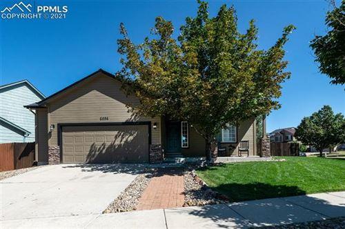 Photo of 6896 Prairie Wind Drive, Colorado Springs, CO 80923 (MLS # 4332971)
