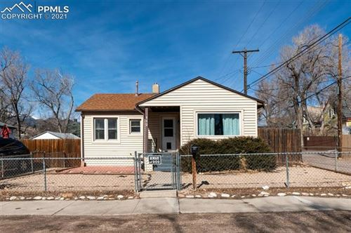 Photo of 112 S 22ND Street, Colorado Springs, CO 80904 (MLS # 8843972)