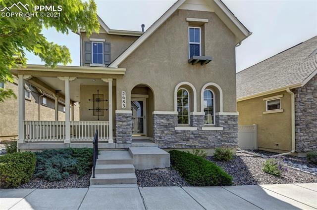 5683 Flicka Drive, Colorado Springs, CO 80924 - #: 7206972