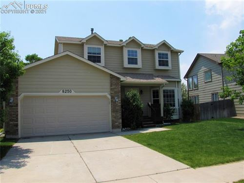 Photo of 8250 Andrus Drive, Colorado Springs, CO 80920 (MLS # 6664973)