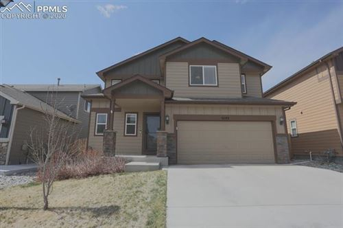 Photo of 6148 Wood Bison Trail, Colorado Springs, CO 80925 (MLS # 7502976)